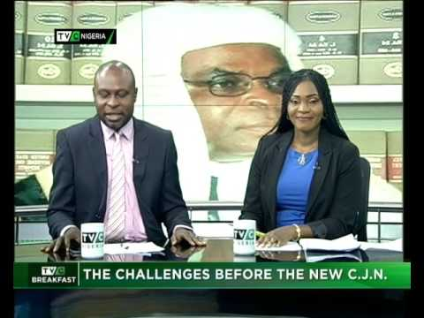 The Challenges before the New CJN