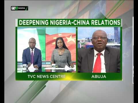 Deepening Nigeria-China relations