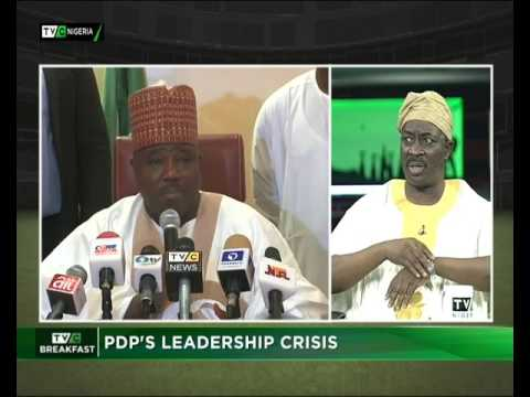 PDP Leadership Crisis