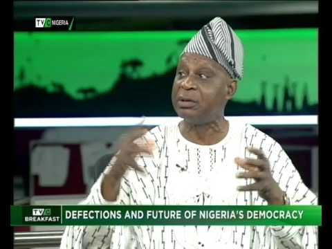 Defections and the Future of Nigerian Democracy