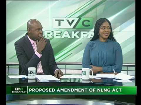 Proposed Amendment of NLNG Act