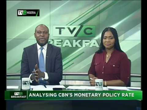 Analysing CBN's Monetary Policy Rate