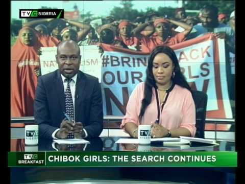 The search of Chibok girls continues