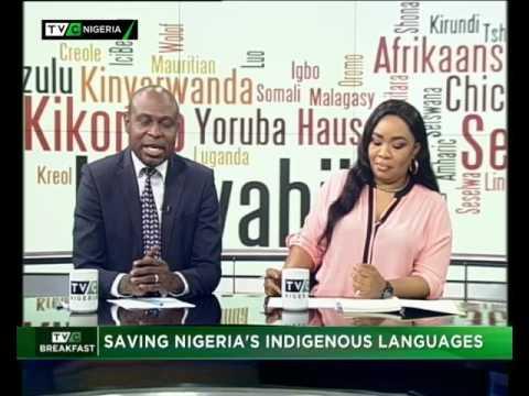 BFS SAVING NIGERIA INDIGENOUS LANGUAGE JAN 20