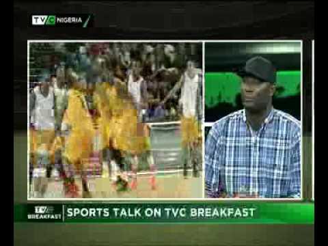 Sports Talk on TVC Breakfast