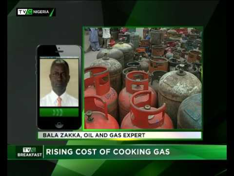 Rising Cost of Cooking Gas