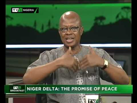 Niger Delta: The Promise of Peace