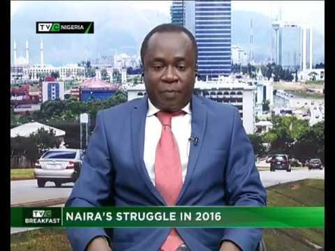 Naira's struggle in 2016