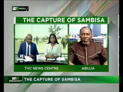 The capture of Sambisa