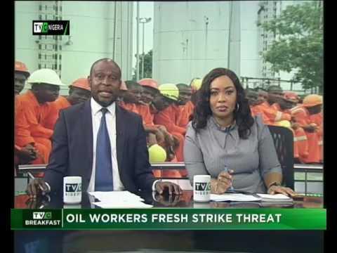 Oil workers fresh strike threat