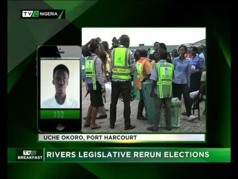 Rivers Legislative Rerun Elections