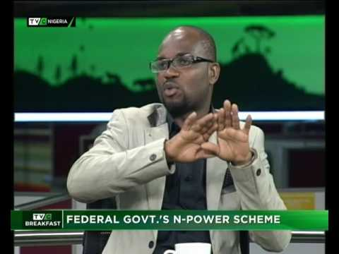 Federal Government's N-Power Scheme