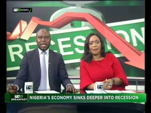 Nigeria's Economy sinks deeper into Recession