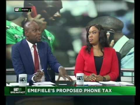 Emefiele's Proposed Phone Tax