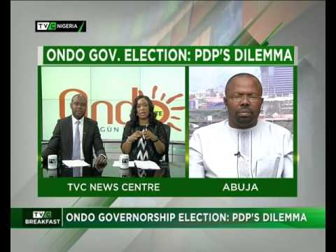 Ondo Election: INEC Removal of Jegede's Name