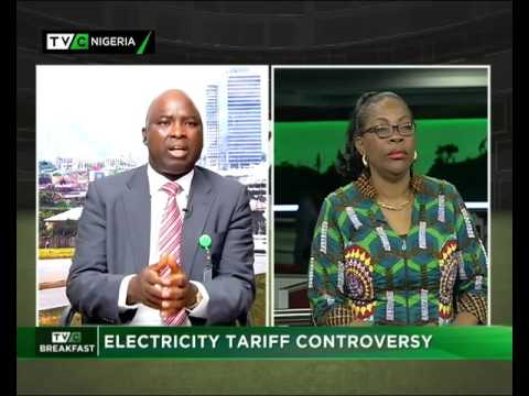 Electricity tariff controversy
