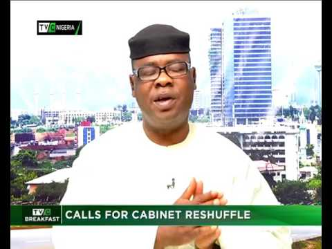 Calls for Cabinet Reshuffle