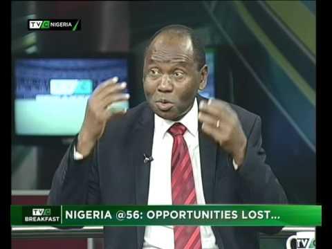 Nigeria @56: Opportunities Lost…