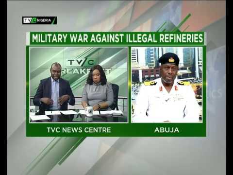Military War Against Illegal Refineries