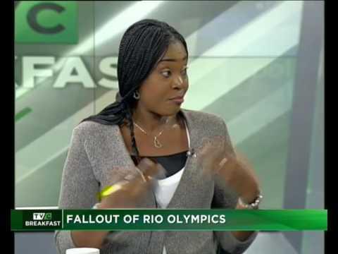 Fallout of Rio Olympics