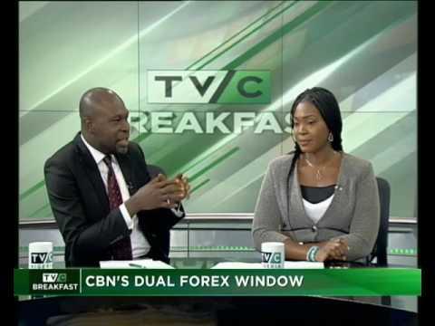 CBN'S Dual Forex Window