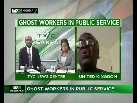 Ghost Workers in Public Service