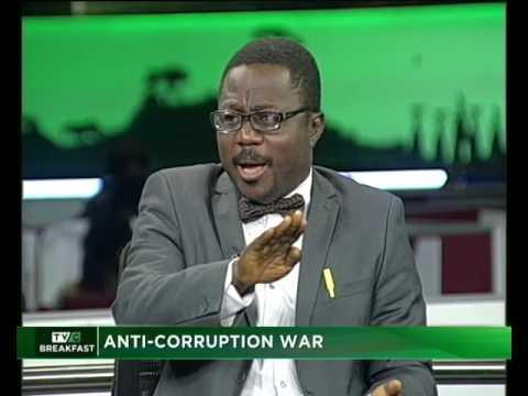 Anti- Corruption War   Adekunle Ojo   TVC N