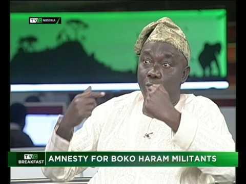 Amnesty for Boko Haram