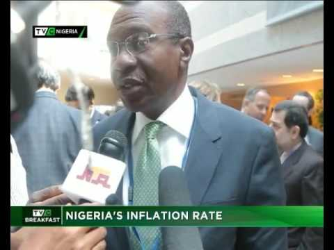 Nigeria's Inflation rate