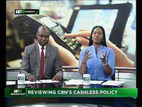 Reviewing CBN's cashless policy
