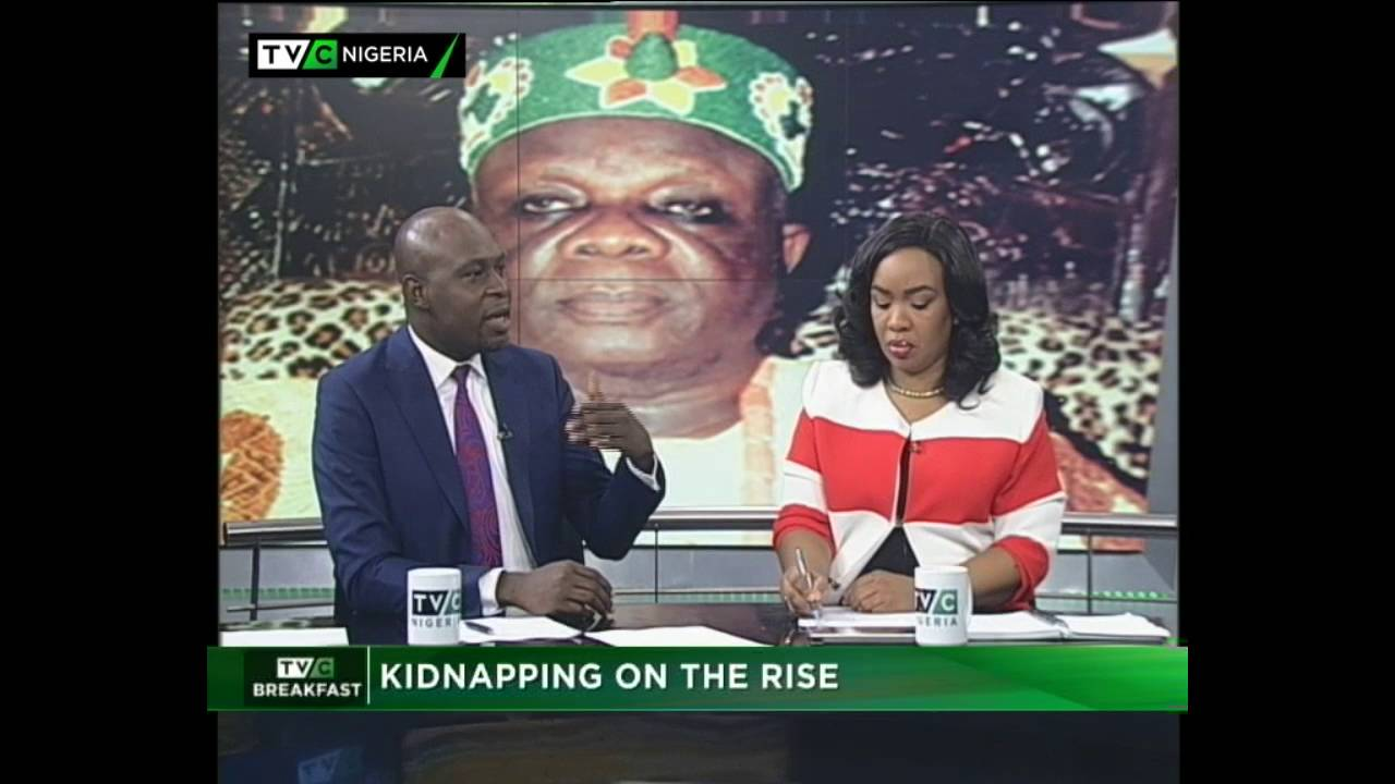 Topic: Kidnapping on the rise