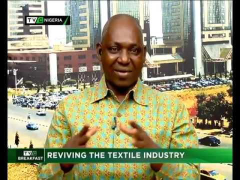 Reviving the textile industry