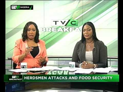 HERDSMEN ATTACKS INTERVIEW – TVC BREAKFAST SHOW