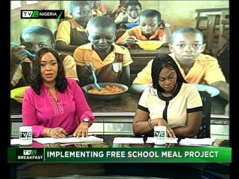 Implementing school meal project Part B