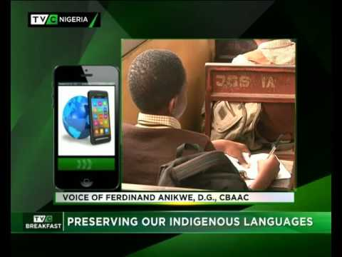 Preserving Our Indigeneous Language