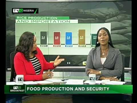 FOOD PRODUCTION AND SECURITY 2