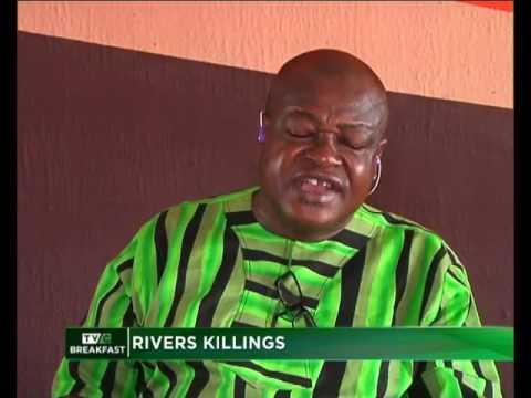 TVC Breakfast – Rivers Killings