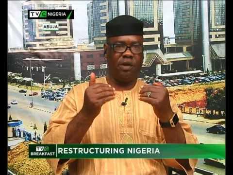 Restructuring Nigeria