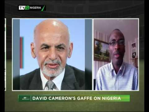 Nigeria's Corruption Perception