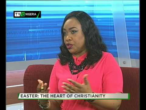 TVC BREAKFAST  TALK TIME  EASTER: THE HEART OF CHRISTIANITY