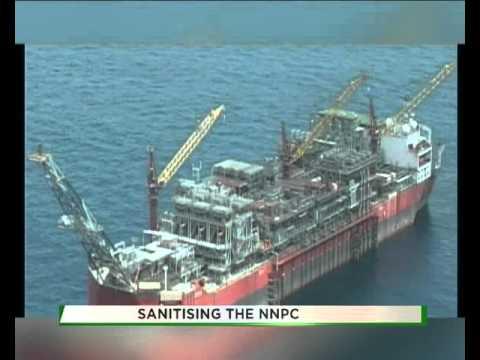 TVC BREAKFAST  TALK TIME  SANITISING THE NNPC