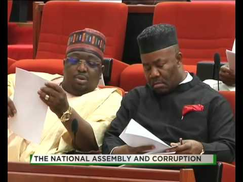 TVC BREAKFAST| TALK TIME 1 | THE NATIONAL ASSEMBLY AND CORRUPTION