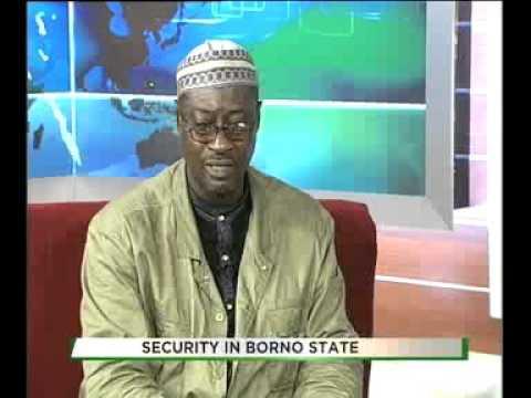 TVC BREAKFAST  TALK TIME  SECURITY IN BORNO STATE 1