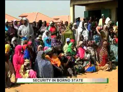 TVC BREAKFAST| TALK TIME| SECURITY IN BORNO STATE 3