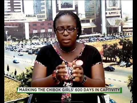 TVC Breakfast| TalkTime| Chibok Girls' 600 Days in Captivity 3