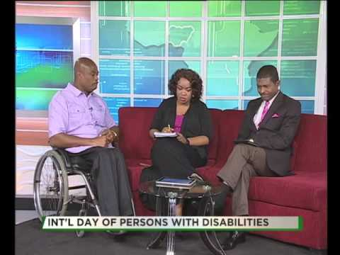 TVC BREAKFAST   REPORTERS' FILE   INT'L DAY OF PERSONS WITH DISABILITY