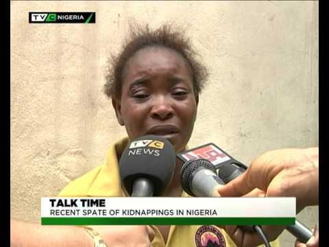 TVC Breakfast   Talktime   Kidnappings