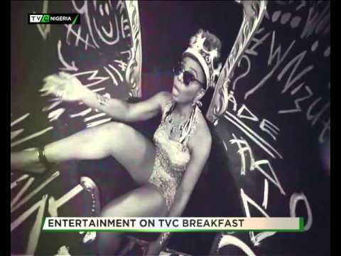 ENTERTAINMENT NOW WITH HARRY ITIE ON TVC BREAKFAST