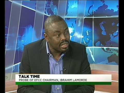 TVC Breakfast | Talktime| Probe of EFCC chairman