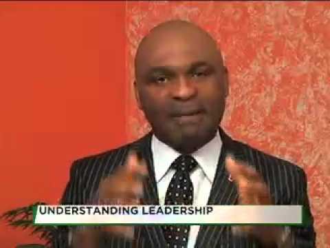 LEADERSHIP SEGMENT ON TVC BREAKFAST WITH DOCTOR MAXWELL UBAH